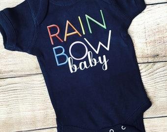 Rainbow Baby Infant Bodysuit