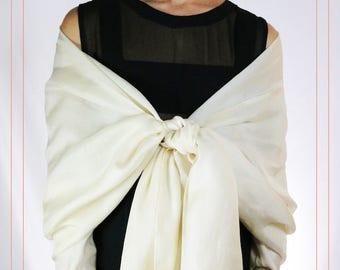 Vintage DOLCE AND GABBANA 1970s Silk Drape Shawl Jacket Size Medium