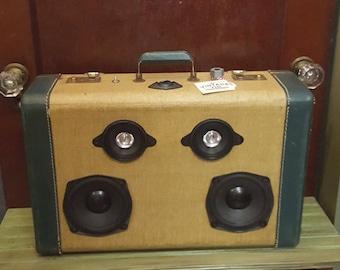 Suitcasespeaker Boombox Speakerbox
