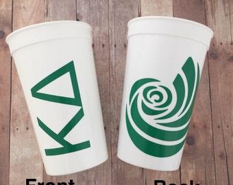 Kappa Delta Cup; Sorority Cup; KΔ Cup; Sorority Recruitment; Kappa Delta Tumbler; Kappa Delta Gift; Kappa Delta Accessories