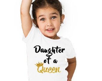 Daughter of a Queen T-shirt