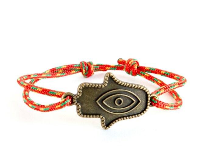 Hand Bracelet, Hamsa Bracelet, Hand Of Fatima Bracelet, Hamsa Hand Jewellery