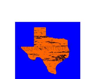 Texas  DISTRESSED  SVG Cut file  Cricut explore file T SHIRT decalscrapbook vinyl decal wood sign cricut cameo Commercial use