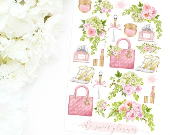 FLORAL BEAUTY | Deco Sticker Sheet