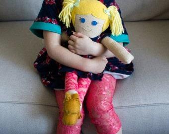 "Custom Doll- 19"""
