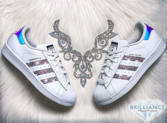Adidas Shoes By Hologram Metallic Superstar Cheap Brilliancesupplyco xoBeCdr