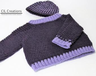 Sweater & Hat Sets