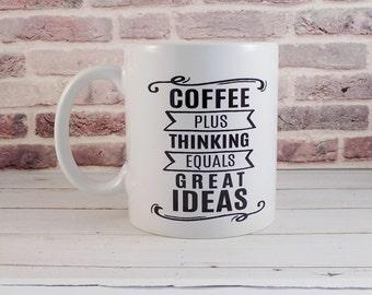 Gift for Coffee lover, Fathers day gift, Coffee lover, Coffee Addict Mug, Coffee Humor, funny coffee mug, sarcastic mug, Coffee Mug,