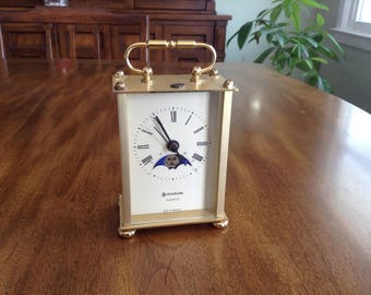 Benchmark Moon Clock