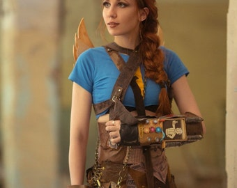 Post apocalyptic steampunk Fallout original cosplay