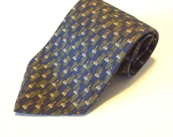 Paintbrush Necktie - Gift for Him - Suit and Tie - Menswear - Gift for Painter - Mens Necktie - Silk Necktie - Painter