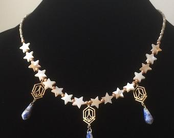Art Deco-inspired Princess Necklace