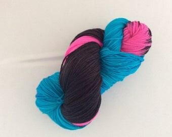 Razzmatazz.....sock yarn