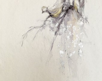 Hope Series Fig.17 number 1- Fine art