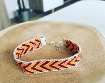 Brazilian color of autumn bracelet