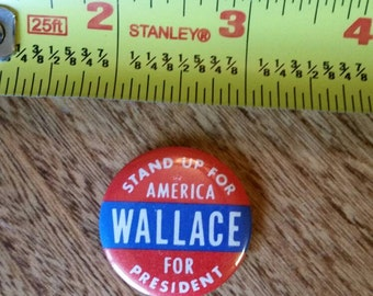 Stand Up for America Wallace for President