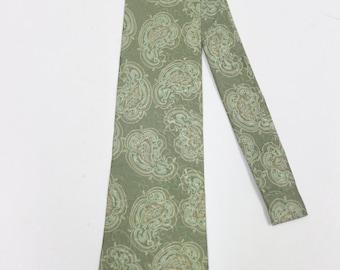 Vintage NORIKO KAZUKI Green Necktie