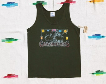 Great Smoky Mountains Vintage Graphic Tee Size M