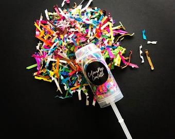 Colourful Confetti Popper