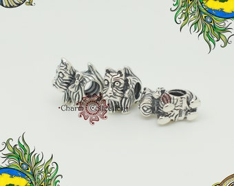 Genuine Pandora, Scottie Dog Charm 791105