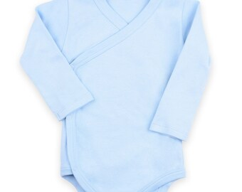 Kimono Onesie (G-Tube & Catheter)