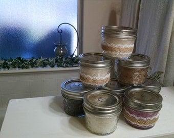 Lavender Sugar Scrub (8 ounces)