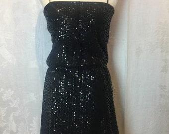 170. LUDI- Sequin Mini Dress