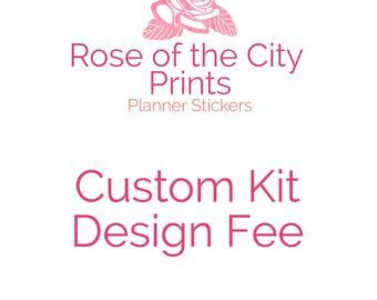 Custom Kit Design Fee