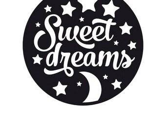 50 x 70 cm - Sweet dreams - print digigraphie - watercolor paper 210 gr - graphism