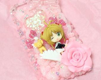 Cardcaptor Sakura Deco iphone 6 case