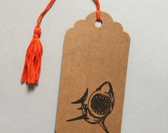 Sea Dog Gift Tag