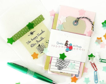The Happy Traveler notes bundle