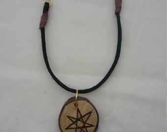 Fairy star necklace