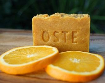 Orange - Goats Milk Soap
