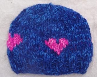 Child's Heart Hat