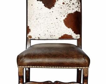 Classic Cowhide Chair
