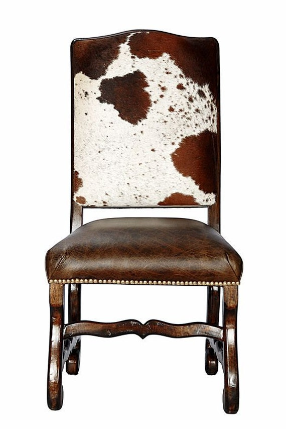 classic cowhide chair. Black Bedroom Furniture Sets. Home Design Ideas