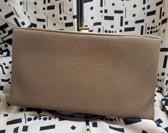 Gorgeous Vintage Ande Evening Bag/Clutch With Hidden Handle