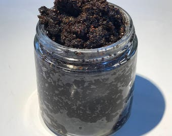Handmade All Natural Coffee Brown Sugar Scrub