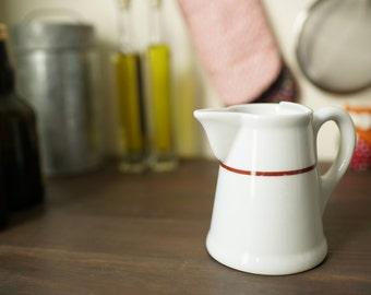 Porcelain Bavaria Creamer / Pitcher / Vase