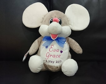 Personalised cubby buddy - Mouse