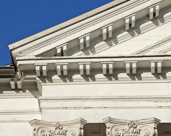 Ionic Columns, Architectural Orders