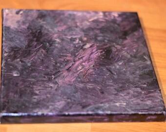 Purple gaze (no 19) 2016