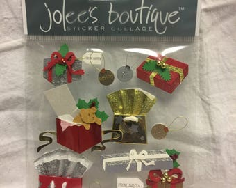 Jolee's Boutique Christmas Gift Stickers