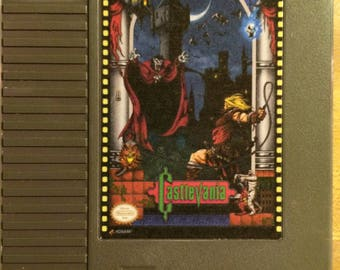Castlevania Prince of Darkness NES Game