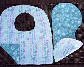 Baby Bibs and Burping Cloths