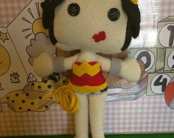 Wonder Woman Plushie