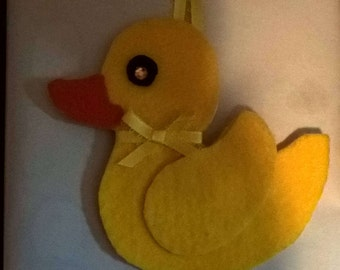 Duck Gift Tag