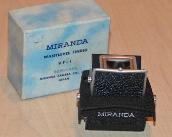 Miranda Waist Level Finder VF-1 for Sensorex in MINT condition
