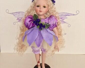 "16""Flower Fairy Lilac"